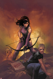 All-New Hawkeye No 5 Cover Featuring Kate Bishop  Hawkeye