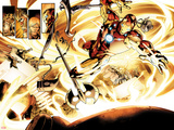 Fear Itself No6: Iron Man Flying