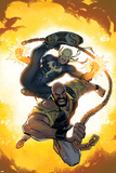 Power Man and Iron Fist No 1 Cover Featuring Power Man  Iron Fist