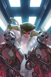 All-New Inhumans No3 Cover  Featuring Naja