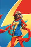Ms Marvel No 5 Cover Featuring (Kamala Khan)