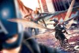 Captain America: Civil War - Close-Up of Ant-Man
