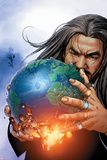 Invincible Iron Man 525 Cover Featuring Mandarin  Iron Man