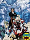 X-Men No1: 20th Anniversary Edition: Omega Red