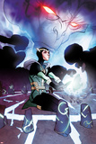 Journey Into Mystery No6261 Cover: Loki Kneeling
