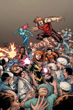 Generation Hope No7 Cover: Hope Summers  Teon Macik  Laurie Tromette  Gabriel Cohuelo  IdieOkonkwo