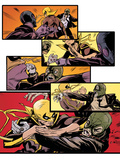 Marvel Knights Panel Featuring Iron Fist