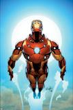 Invincible Iron Man 527 Cover Featuring Iron Man