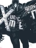 Uncanny X-Men 3 Cover: Magneto