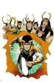 Loki: Agent of Asgard No 8 Cover