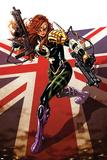 Revolutionary War: Dark Angel 1 Cover: Dark Angel