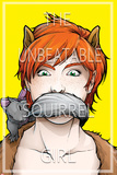 The Unbeatable Squirrel Girl No3 Cover