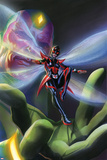 All-New  All-Different Avengers No 9 Cover Art Featuring: Vision  Wasp