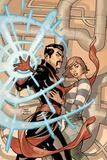Defenders No4 Cover: Dr Strange