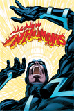 All-New Inhumans No 5 Cover Featuring Black Bolt