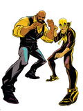 Marvel Knights Panel Featuring: Luke Cage  Iron Fist