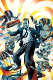 Agents of SHIELD No1 Cover  Featuring Phil Coulson  Quake  Deathlok  Mockingbird and More