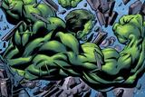 Avengers Assemble Panel Featuring Hulk