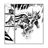 Avengers Assemble Inks Featuring Thor