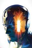 Uncanny Inhumans No 5 Cover Featuring Black Bolt