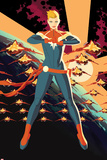 Captain Marvel No1 Cover