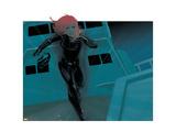 Avengers Assemble Artwork Featuring Black Widow