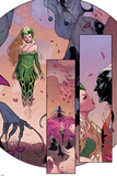 Mighty Thor No2 Panel  Featuring Enchantress and Malekith