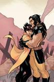 X-Men 4 Cover: Jubilee  Wolverine