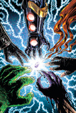 Iron Man 20INH Cover Featuring Iron Man  Medusa  Longshot  Venom  The Exile