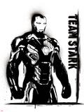 Captain America: Civil War - Team Stark  Team Iron Man