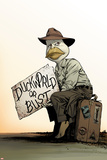 Howard the Duck No 8 Cover Art