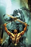 Civil War II: Gods of War No 1 Cover Art Featuring: Hercules