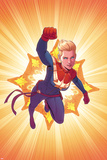 Captain Marvel No 3 Cover