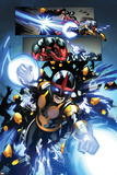 New Warriors 3 Featuring Nova  Scarlet Spider