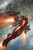 International Iron Man No 3 Cover Art