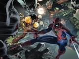 The Amazing Spider-Man No 16 Panel Featuring: Spider-Man  Santerians  Chango  Ogun