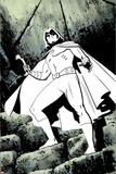 Moon Knight No 4 Panel