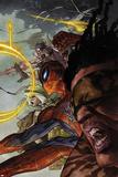 The Amazing Spider-Man No 15 Cover Art Featuring: Spider-Man  Santerians