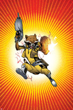 Guardians of the Galaxy Panel Featuring: Rocket Raccoon