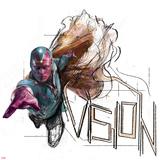Captain America: Civil War - Vision