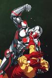 Superior Iron Man No 8 Cover