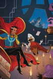 Howard the Duck 4 Cover Featuring Dr Strange  Howard the Duck  Tara Tam