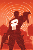 Daredevil - Punisher: Seventh Circle No 2 Cover Art