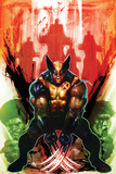 Wolverine: Manifest Destiny 4 Cover Featuring Wolverine