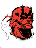 Marvel Knights - Daredevil Art Design