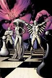 Inhuman No 14 Cover  Featuring: Lineage  Medusa  Blackbolt  Gorgon