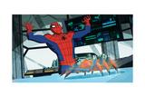 Ultimate Spider-Man Animation Still
