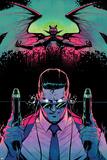Uncanny Inhumans No 7 Cover Art Featuring: Capo  Nur