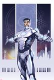Superior Iron Man No 1 Cover  Featuring: Iron Man  Tony Stark