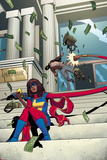 Ms Marvel No 6 Cover